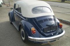 VW Käfer Cabrio Baujahr 1967 Originalzustand 007