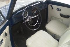 VW Käfer Cabrio Baujahr 1967 Originalzustand 008