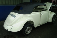VW Käfer Cabrio Baujahr 1967 Originalzustand 023