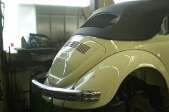 VW Käfer Cabrio Baujahr 1967 Originalzustand 026