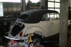 VW Käfer Cabrio Baujahr 1967 Originalzustand 034