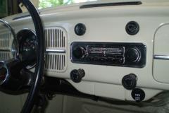 VW Käfer Cabrio Baujahr 1967 Originalzustand 036