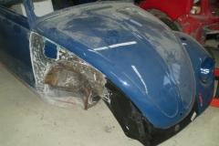 VW Käfer Cabrio Baujahr 1967 Originalzustand 046